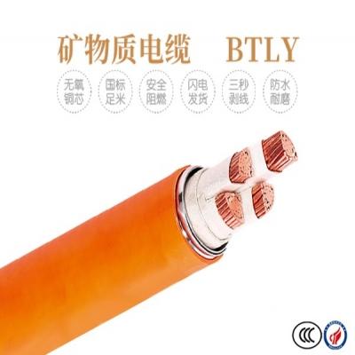 矿物质电缆BTLY